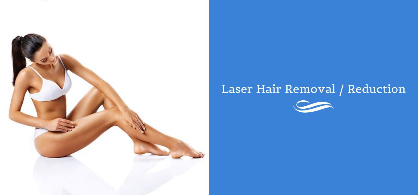 Laser Hair Removal Reduction